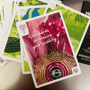 Marketing Oracle Card Deck PLUS 90 Minute 1:1 with Amanda