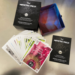 Marketing Oracle Card Deck